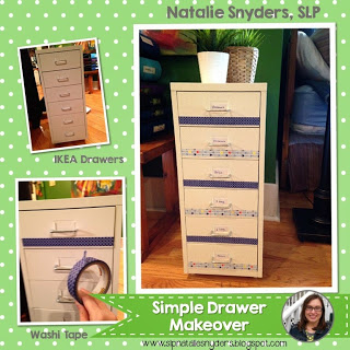 Easy Drawer Makeover