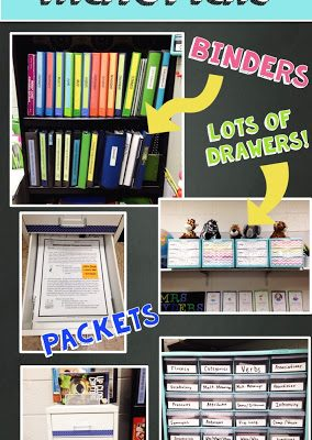 How I Organize My TpT Materials