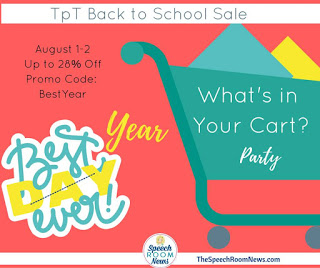 Back to School Sale – What's in My Cart?