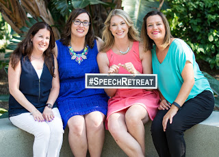 Speech Retreat - A New Kind of Professional Development for School Based SLPs!