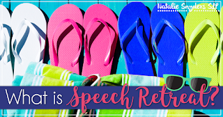 What is the Speech Retreat, Anyway?